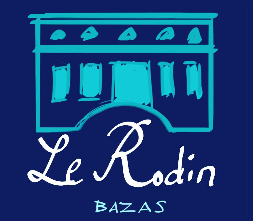 Le Rodin Bazas Logo